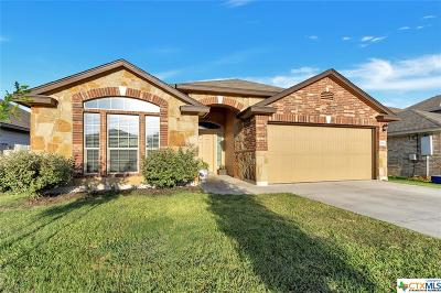 Jarrell TX Single Family Home For Sale: $196,000