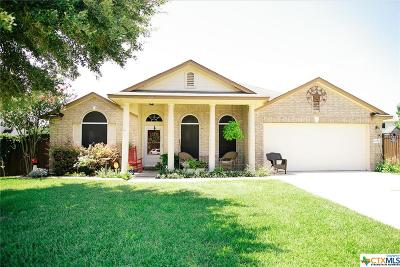 Temple TX Single Family Home For Sale: $212,500