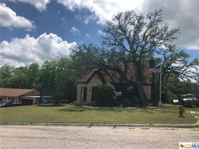 Lampasas Single Family Home For Sale: 202 S Park Street