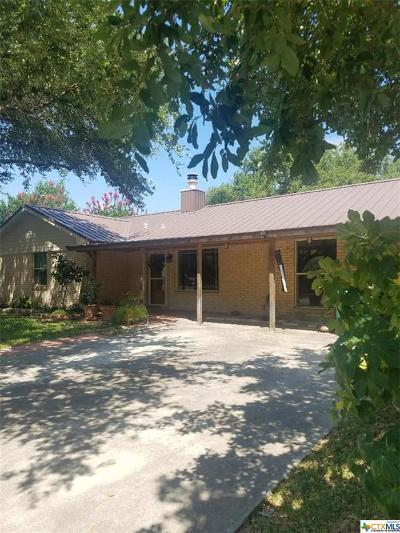Belton Single Family Home For Sale: 1605 Shady Lane