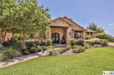 Belton Single Family Home For Sale: 2407 Canyon Springs Drive