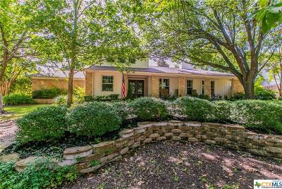 Belton Single Family Home For Sale: 3200 Red River Road