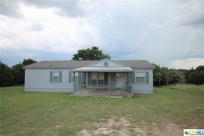 Killeen Mobile/Manufactured For Sale: 297 Antelope Trail