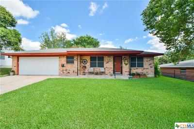 Gatesville TX Single Family Home For Sale: $124,900