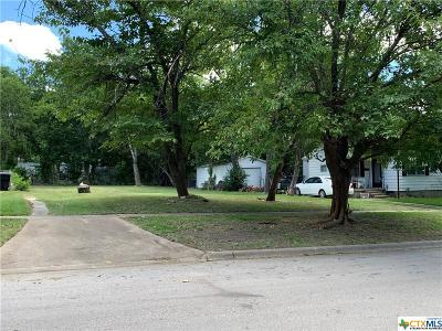 Temple TX Residential Lots & Land For Sale: $12,000