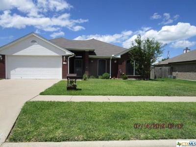 Killeen Single Family Home For Sale: 4303 Mildred Avenue