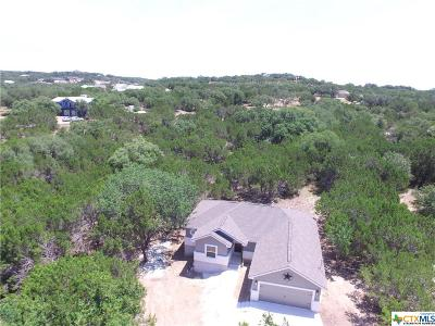 Comal County Single Family Home For Sale: 2010 Rocky Ridge Loop