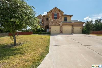 Harker Heights Single Family Home Pending: 3900 Stone Creek Drive