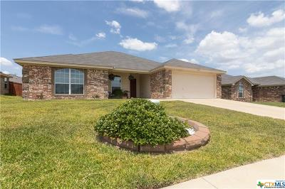 Killeen Single Family Home For Sale: 3211 Canadian River Loop