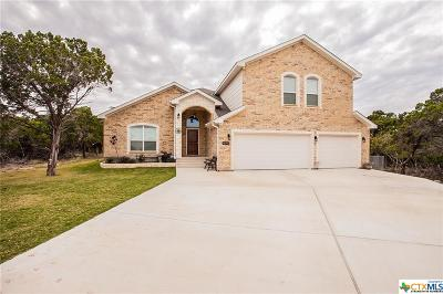 Temple TX Single Family Home For Sale: $392,500