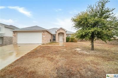 Harker Heights Single Family Home For Sale: 213 Tribal Trail