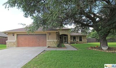 Killeen Single Family Home For Sale: 4113 Kit Carson Trail