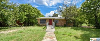 Harker Heights TX Single Family Home For Sale: $84,900