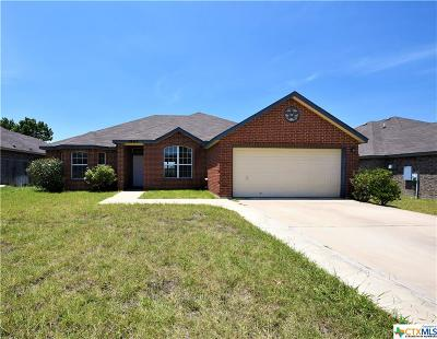 Killeen Single Family Home For Sale: 1905 Prestige Loop