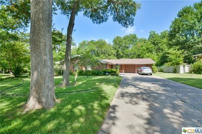 Temple TX Single Family Home For Sale: $155,000