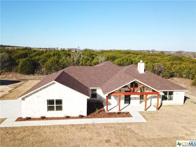 Copperas Cove, Kempner Single Family Home For Sale: 935 Twin Mountain Road