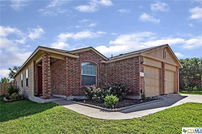 Temple Single Family Home For Sale: 22 McGugan Lane