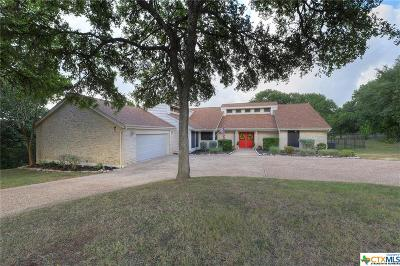 San Marcos Single Family Home For Sale: 104 Inwood Drive