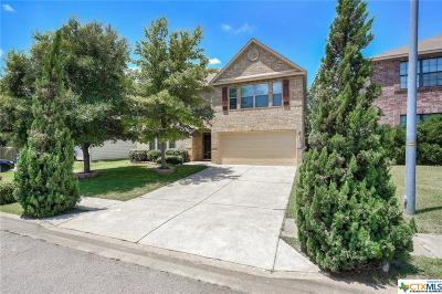 Bell County Single Family Home For Sale: 8511 Sunset Canyon Drive