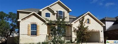 New Braunfels Single Family Home For Sale: 1523 Essers Crossing