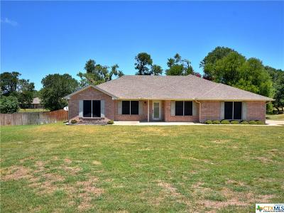 Copperas Cove Single Family Home For Sale: 3148 Osborne Trail