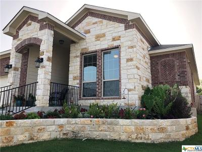 Temple TX Single Family Home For Sale: $195,000