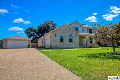 Killeen Single Family Home For Sale: 855 Rolling Hills Drive