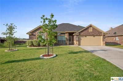 Harker Heights Single Family Home For Sale: 1023 Chaucer Lane