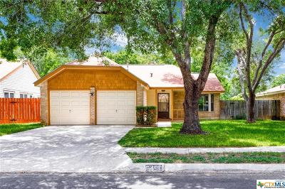 San Antonio Single Family Home For Sale: 6458 Forest Village