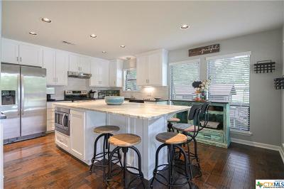 Seguin Single Family Home For Sale: 260 Turtle Lane