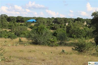 New Braunfels Residential Lots & Land For Sale: 1356 Bordeaux Lane