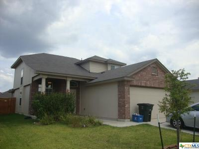 Killeen Single Family Home For Sale: 5104 Allegany Drive