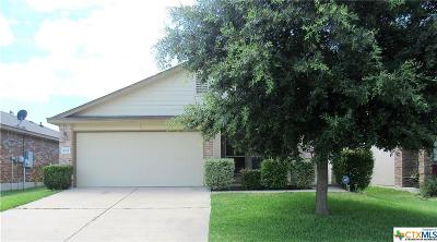 Killeen Single Family Home For Sale: 5315 Lions Gate Lane