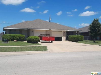 Killeen Multi Family Home For Sale: 4603 Bowles Drive