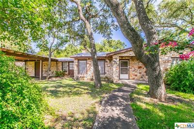 Belton Single Family Home For Sale: 3716 Canyon Heights Road