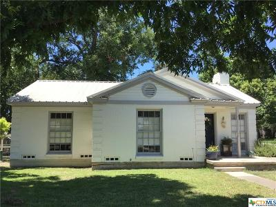 Lampasas Single Family Home For Sale: 202 S Porter Street