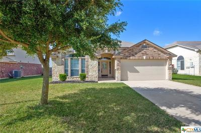 Temple Single Family Home For Sale: 9807 Tully Weary Lane