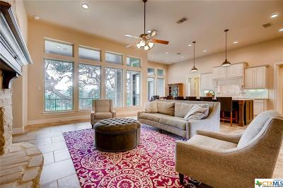 Comal County Single Family Home For Sale: 633 Haven Point Loop