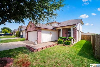 Harker Heights, Killeen, Belton, Nolanville, Georgetown Single Family Home For Sale: 4608 Donegal Bay Court