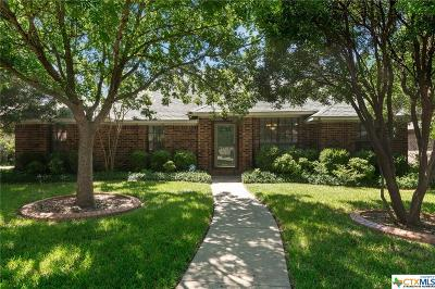 Temple TX Single Family Home For Sale: $190,000