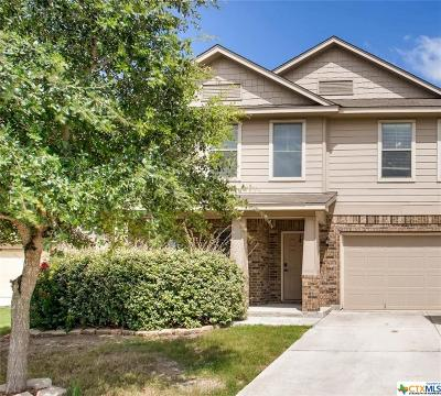 Comal County Single Family Home For Sale: 2752 Scarlet Tanger