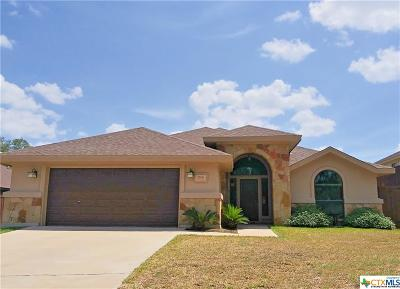 Killeen TX Single Family Home For Sale: $210,000