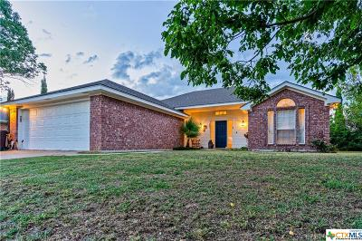 Gatesville Single Family Home For Sale: 301 Clayton Drive