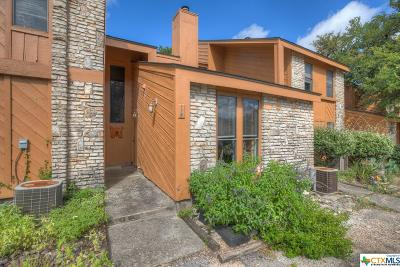 Wimberley Condo/Townhouse For Sale: 14 Cypress Fairway Village