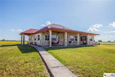 Milam County Single Family Home For Sale: 231 County Road 136