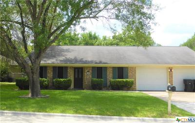 Temple TX Single Family Home For Sale: $119,900