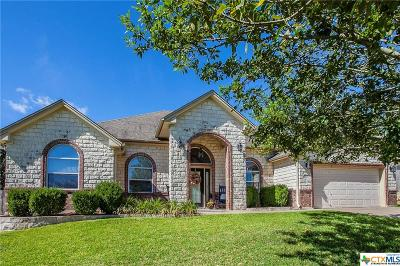 Harker Heights Single Family Home For Sale: 102 Majestic View Court