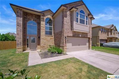 Copperas Cove Single Family Home For Sale: 1217 Briscoe Court