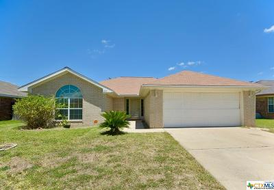 Harker Heights, Killeen, Belton, Nolanville, Georgetown Single Family Home For Sale: 5001 Fawn Drive