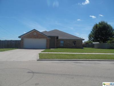 Killeen Single Family Home For Sale: 2802 Hydrangea Avenue